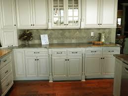 interior kitchen backsplash cream cabinets with regard to