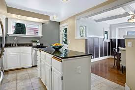 White Kitchen Black Island 50 Gorgeous Kitchen Designs With Islands Designing Idea