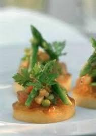 notrefamille com cuisine canapés au tartare de légumes magazine cuisine a la une