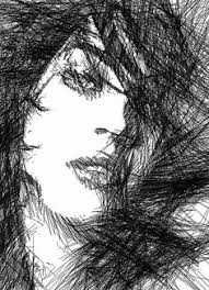 woman sketch woman sketch digital art and sketches