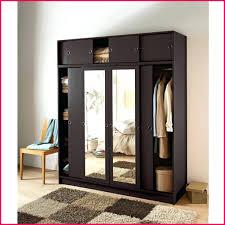 meuble penderie chambre design d intérieur meuble penderie chambre armoire pas cher 15096