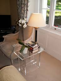 clear plastic bedside table acrylic furniture uk tables acrylic furniture uk r theluxurist co