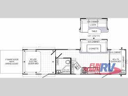 new 2014 palomino puma unleashed 32 tfb toy hauler travel trailer