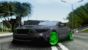 mustang gt rtr ford mustang gt rtr spec 5 concept 2015 by g manmobius on deviantart