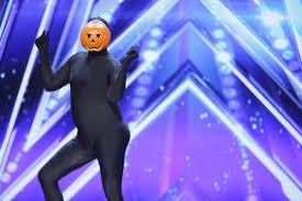 omaha u0027s dancing pumpkin man will be on u0027america u0027s got talent