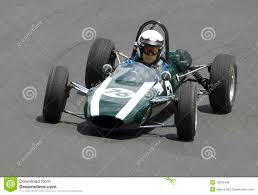 f1 racing car on a race stock image image 34480411