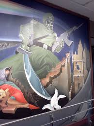 Denver Airport Murals Conspiracy Theory by Latest Ufo News Ufo News Today Recent Ufo News Ufos