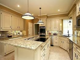 light granite countertops with white cabinets santa cecilia light granite countertops itsezee club