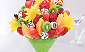 edible fruit arrangement ideas pineapple edible fruit flower gardening flower and vegetables