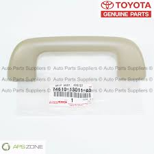 lexus gx470 manufacturer warranty genuine lexus gx470 inside back door handle ivory assist grip oem