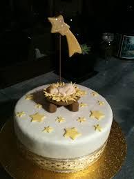 christmas christmas cake baby jesus manger star of bethlehem