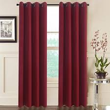 Window Treatments Curtains Window Curtains Sets For Living Room Amazon Com