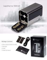 dealsmachine original wismec reuleaux rx300 tc box mod with