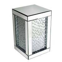 Mirror Pedestal Stand Mirrored Pedestals U0026 Stands Exclusive Mirrors