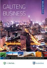 gauteng business 2017 18 by global africa network issuu