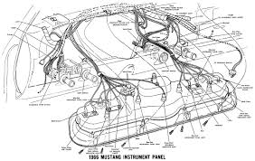 need instrument cluster wiring help vintage mustang forums