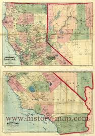 Arizona California Map by Indexed Map Of Arizona
