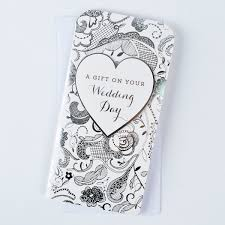 Money Wedding Gift Silver Floral Wedding Gift Money Wallet Only 99p
