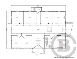 floorplans page 9 of 30 circle b barn company barn floorplan 005