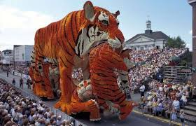 largest flower in the world the world s largest flower parade is a surreal feast for the eyes