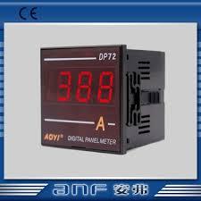 Normal Hn price promotion aoyi normal digital panel meter hn dp72