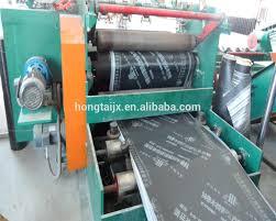 bitumen waterproofing membrane production line china xinle