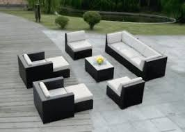Outdoor Patio Furniture Sectionals Used Outdoor Furniture Ebay