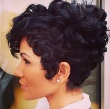 like the river salon hair gallery 7 best curly pixie cut with long bangs images on pinterest short