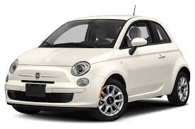 2017 fiat 500 new car test drive