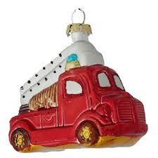 truck ornament