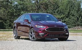 ford fusion sport 0 60 2017 ford fusion sport with summer tires tested review car and