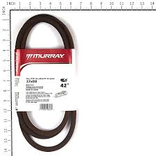 amazon com murray 42 lawn mower blade belt u002797 u0026 up 37x88ma