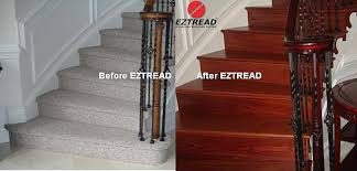 beautify your stairs with unique stair treads and risers options