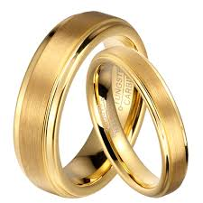 compare prices on gold wedding rings sets for him and her online