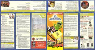 Great America Park Map by California Great America Cga Discussion Thread Page 526