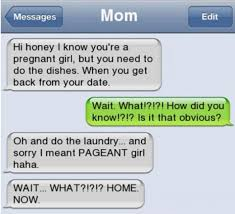 Funny Text Messages Jokes Memes - funny pregnant text