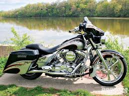 vehicles 2007 harley davidson chopped street glide wallpapers