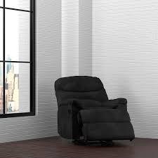 amazon com prolounger wall hugger recliner chair in black