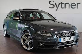 audi s4 for sale pistonheads used 2010 audi s4 avant s4 tfsi quattro 5dr s tronic for sale in