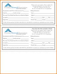 pledge card template resumess memberpro co
