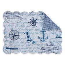 Placemats Bed Bath And Beyond Buy Reversible Quilted Placemats From Bed Bath U0026 Beyond