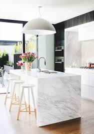 marble kitchen island white marble kitchen island 19 the most stunning modern