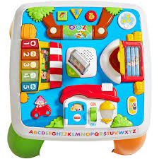fisher price laugh learn around the town learning table fisher price laugh learn around the town learning table walmart com