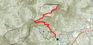 table rock trail south carolina maps 431 photos 340 reviews