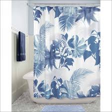 Teal Ruffle Shower Curtain by Bathroom Marvelous Ruffle Shower Curtain Navy Blue Extra Long