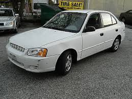 2002 hyundai accent sedan hyundai accent cars for sale in maryland