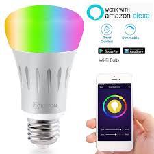 best wifi light bulb what is the best smart led light bulb on amazon quora