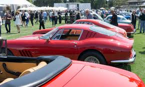 rarest cars the quail a motorsports gathering autonxt