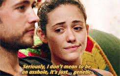 Shameless Meme - 1k shameless emmy rossum fiona gallagher shameless us im so upset