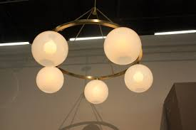 Modern Light Fixture latest in lighting from the architectural digest design show
